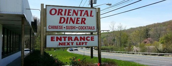 Oriental Diner is one of Orte, die Sinem gefallen.