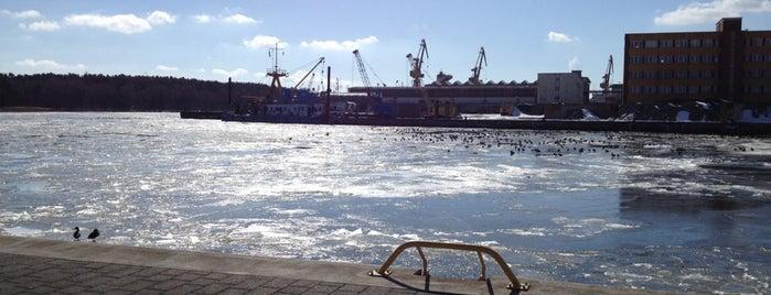 Hafen Wolgast is one of Wolgast🇩🇪.