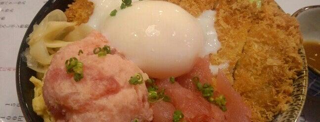 まぐろのなかだ屋 is one of 五反田TOCの飲食店.