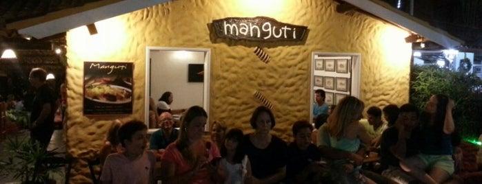Manguti is one of Trancoso/Espelho/Caraiva.