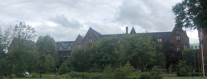 Richardson Olmsted Complex is one of Tempat yang Disukai erica.