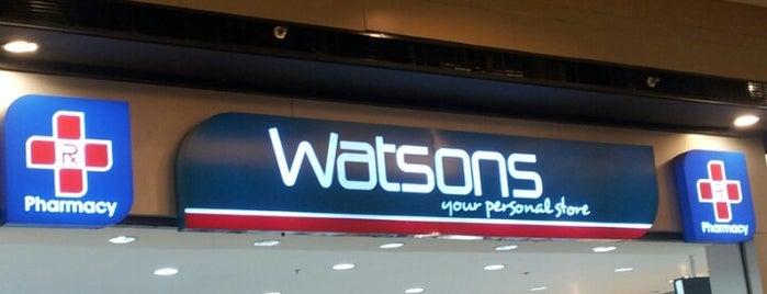 Watsons is one of Danny'ın Beğendiği Mekanlar.