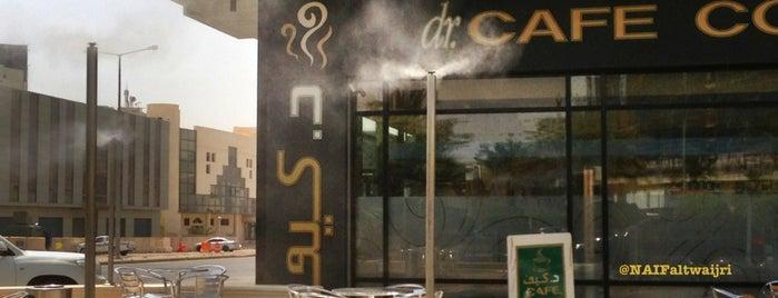 dr.CAFE COFFEE is one of Riyadh 🇸🇦.