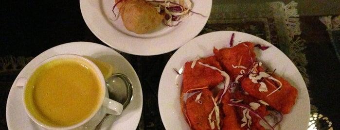 زعفران Saffron is one of Riyadh - Indian Restaurants.