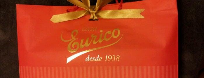 Casa Eurico is one of Tempat yang Disukai M..