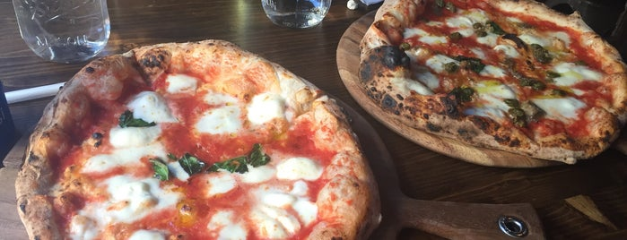 Margherita NYC is one of Need to try.