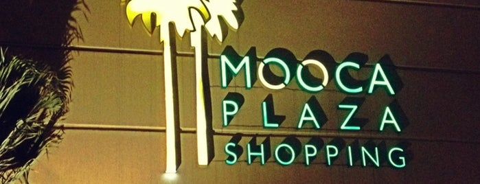 Mooca Plaza Shopping is one of Orte, die Gustavo gefallen.