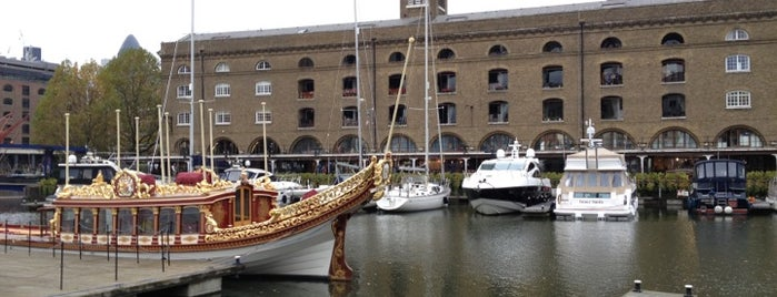 St Katharine Pier is one of London Museums, Galleries, Markets...