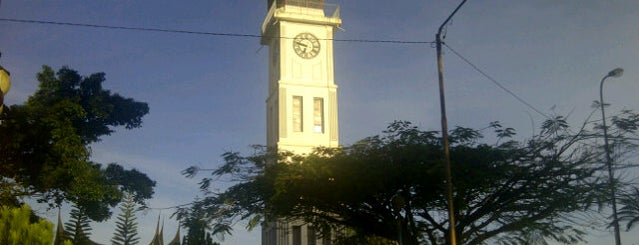 Jam Gadang is one of Destination In Indonesia.