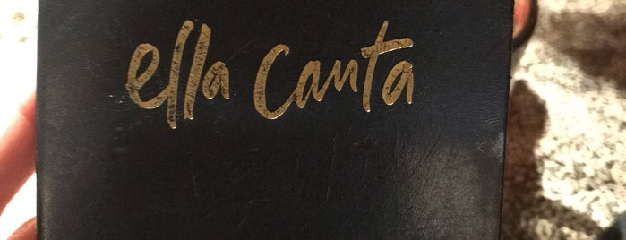 Ella Canta is one of To try.