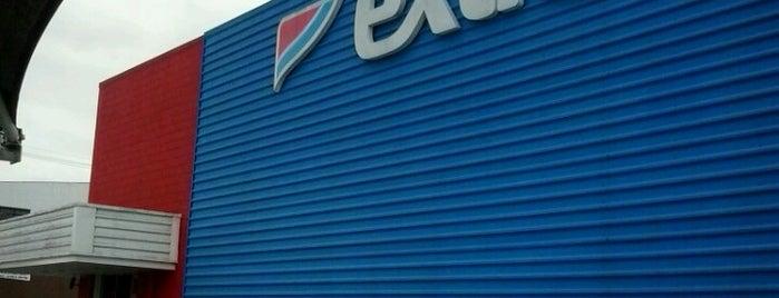 Extra Supermercado is one of Mercadinhos e Mercadões.