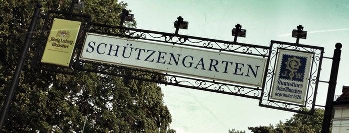 Augustiner Schützengarten is one of Essen - Barometer 2014.
