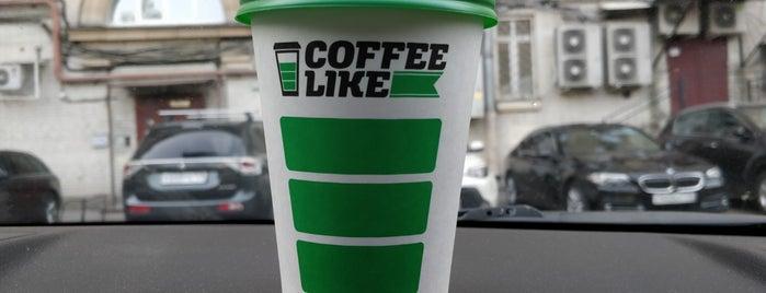 Coffee Like is one of бомбический кофий ❤.