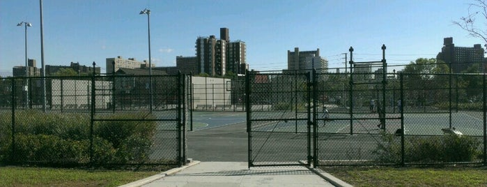 Kaiser Park Basketball Courts is one of Where to play ball — Public Courts.