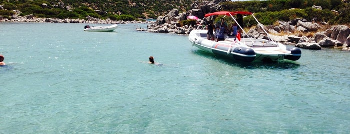 manzara boat is one of Lugares favoritos de Ayca.
