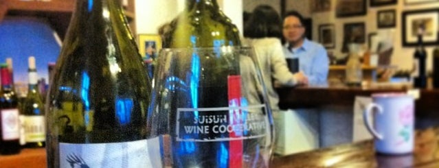 Suisun Valley Wine Co-Op is one of Beyond the Peninsula.