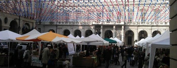 Piazza Palazzo di Città is one of Turin.
