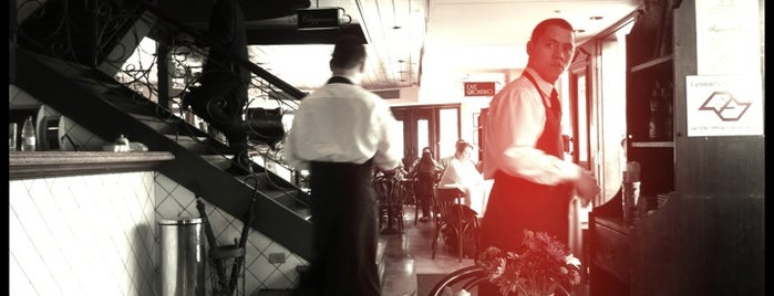 Café Girondino is one of Sombra.