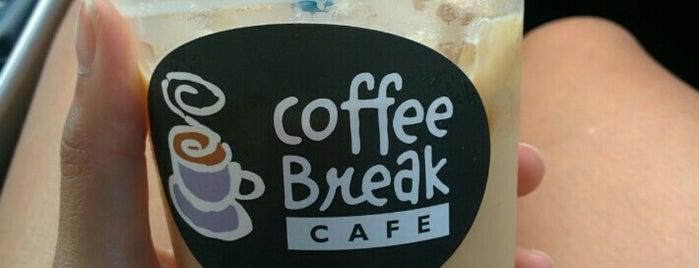 Coffee Break Cafe is one of Beantown favorites.