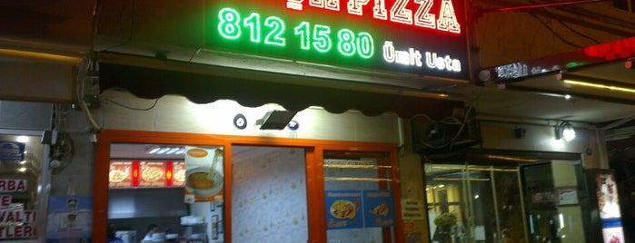 Foça Pizza is one of สถานที่ที่บันทึกไว้ของ Emre.