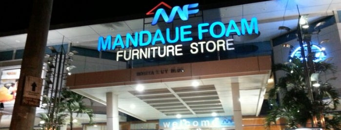 Mandaue Foam Showroom is one of Danny : понравившиеся места.