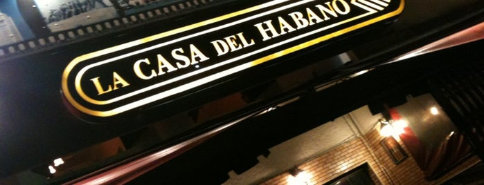 La Casa del Habano is one of Tabacaria.
