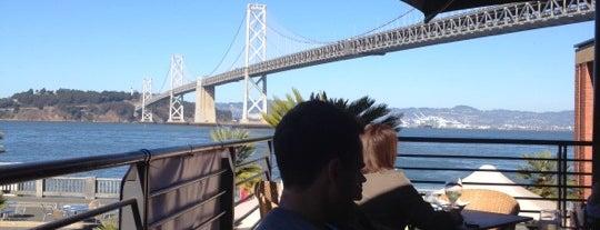 Waterbar is one of SF Visit.