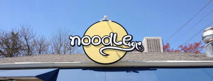 Noodle is one of Aldaさんのお気に入りスポット.