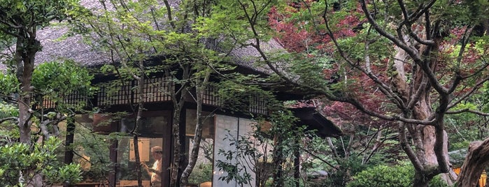 Ukai Toriyama is one of Tempat yang Disukai Brandon.