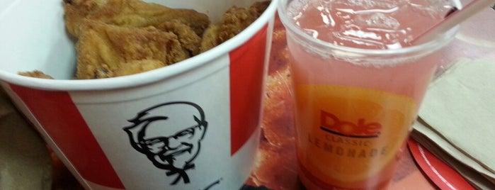 KFC is one of Cindy : понравившиеся места.