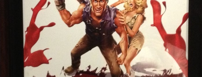 Evil Dead The Musical is one of Travel Nevada Las Vegas.