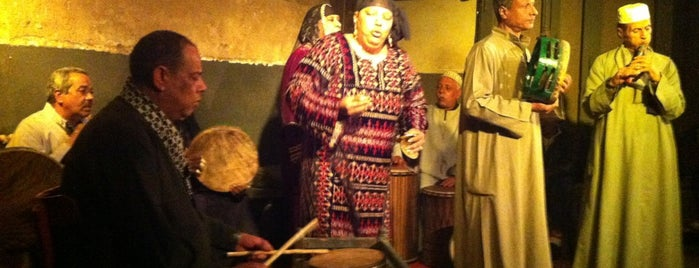Makan is one of Mero's Cairo Trip.