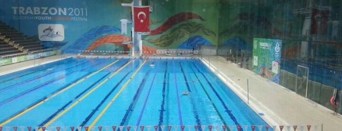 Mehmet Akif Ersoy Olimpik Yüzme Havuzu is one of Visit in world.