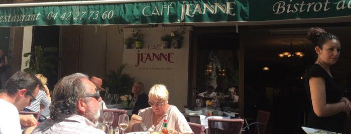 Café Jeanne is one of Lieux sauvegardés par Anca.