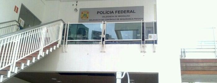 Posto de Polícia Federal is one of Compras e Serviços.