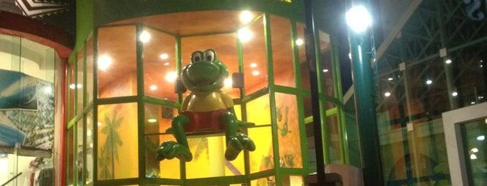 Señor Frog's is one of Chica : понравившиеся места.