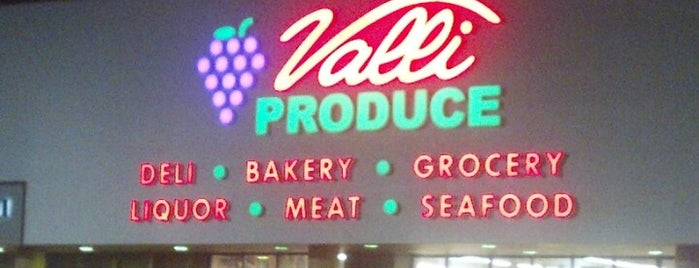 Valli Produce is one of Hot Spots.