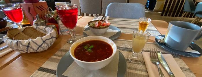 Кафе «Вкус и Цвет» is one of Илья 님이 좋아한 장소.