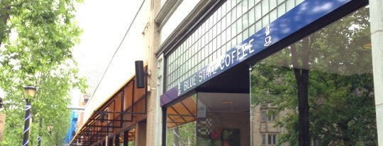 Blue State Coffee is one of Orte, die Guha gefallen.