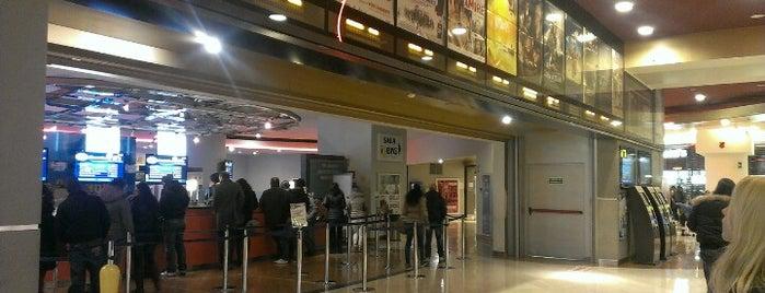 Uci Cinemas RomaEst is one of Posti che sono piaciuti a Michal.