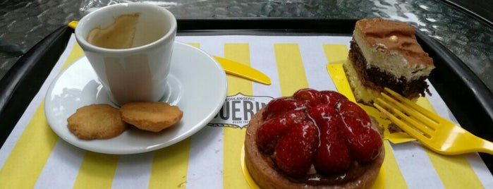Boulangerie Guerin is one of Locais curtidos por Chris.