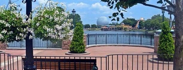 World Showcase is one of Walt Disney World.