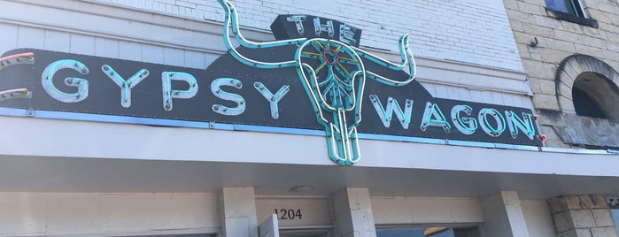 The Gypsy Wagon is one of Favorite Finds - Austin.