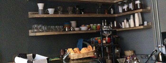 Cafe Espressarte is one of Los Mejores Cafés de Especialidad del DF.