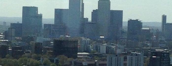 ArcelorMittal Orbit is one of Breathtaking Views of London.