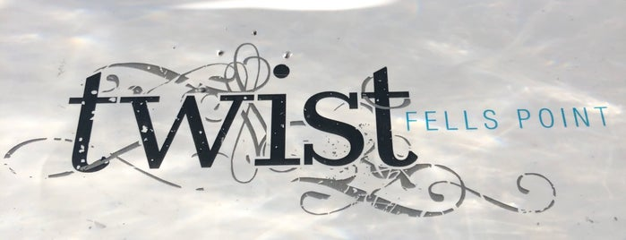 Twist Fells Point is one of Maryland restaurants to try.