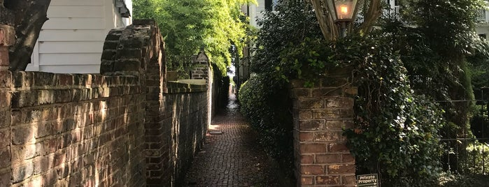 Stoll's Alley is one of Charleston 2016.