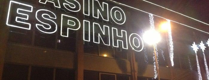 Casino Espinho is one of Orte, die Ana gefallen.