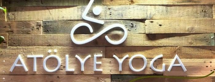Atölye Yoga is one of Mahalle - Ayrancı.