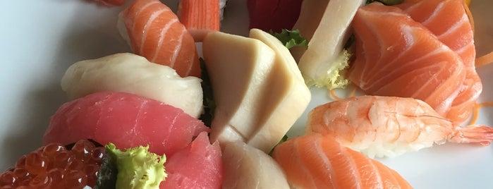 Miyoko Sushi is one of My Favorite Eating Spots in Broward County.